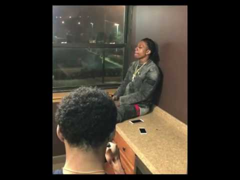 RICO RECKLEZZ SHOOTS GIRL *FULL VIDEO*