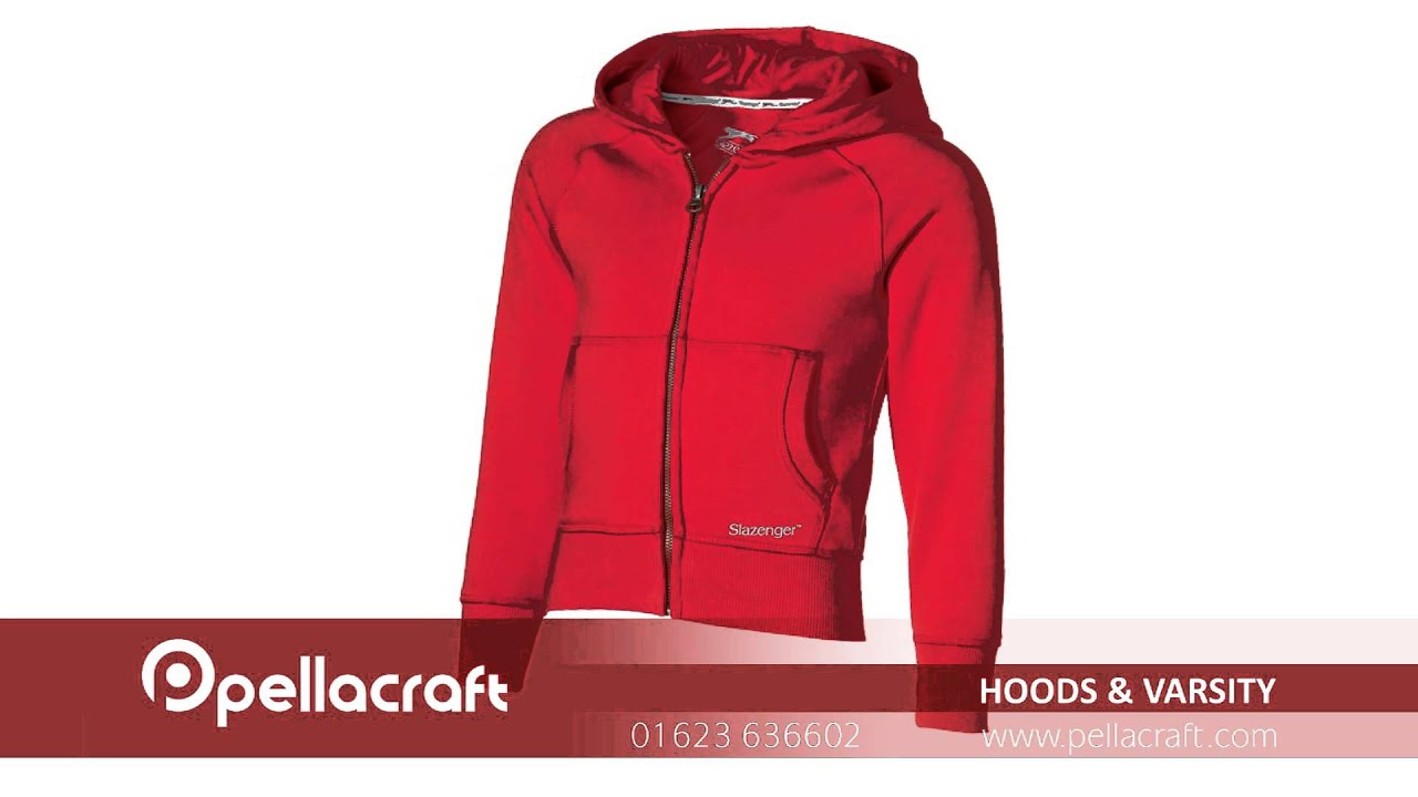 Clothing - Hoods & Varsity Tops