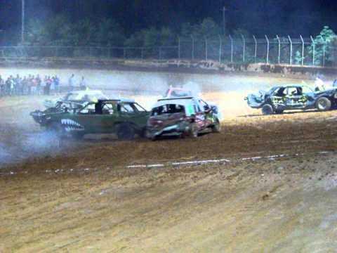 UD Demo Derby @ Harris Speedway July 5, 2015
