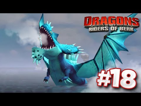 Legend Of The Ice Dragon! | DRAGONS : Rise Of Berk - Ep18 HD