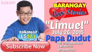 Barangay Love Stories July 26, 2015 Limuel