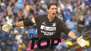 7 atajadas monumentales de Héctor Búrguez en Millonarios | El Top de Win Sports