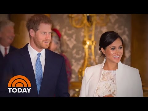 Could Prince Harry And Meghan Markle Be Moving To Africa? | TODAY