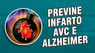 Ácido fólico previne infartos, AVC e Alzheimer
