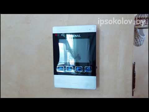 Видеодомофоны и Видеокамеры в квартирах