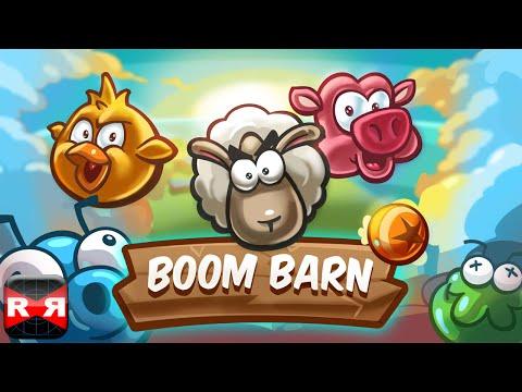 Boom Barn (By Boomlagoon) - iOS Gameplay Video