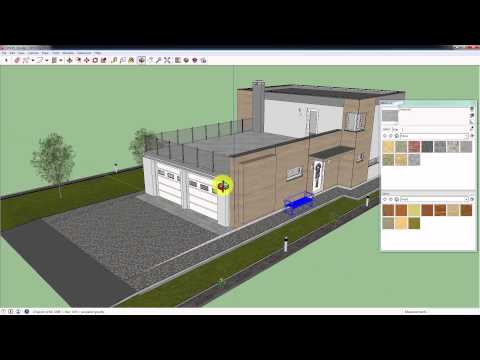 SimLab Composer Integration with Sketchup