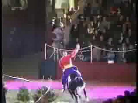 Ukrainian Cossacks Horse Show