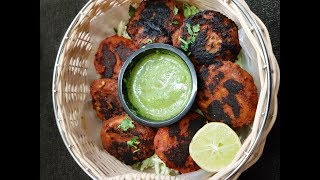 Barbeque Tandoori Momos | Little Kitchen | By Shamim Patel