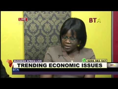 BTA: Trending Economic Issues With Courage and Celeste (Economists)