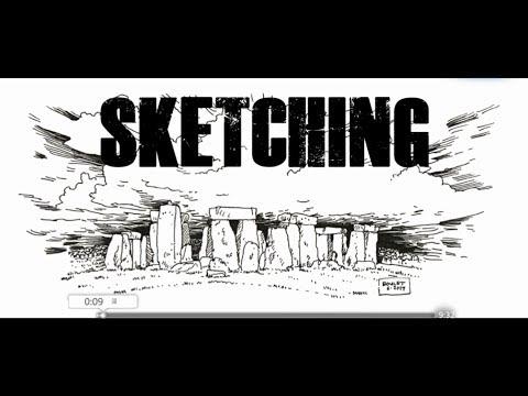 Sketching Stonehenge