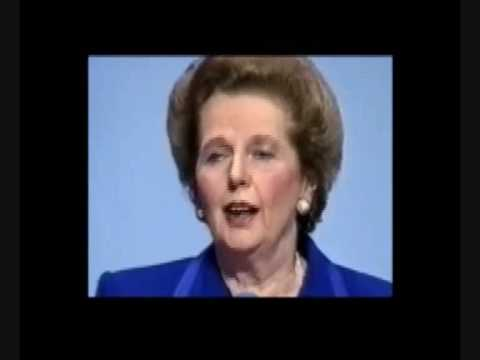 Margaret Thatcher on Neil Kinnock