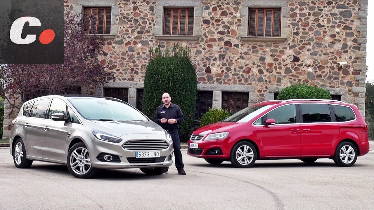 ford galaxy, vw sharan, ford s-max