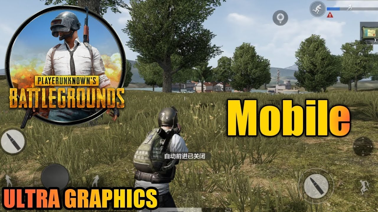 PUBG Mobile -Android/iOS Gameplay (ULTRA GRAPHICS)