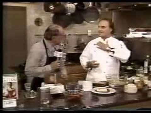 The Singing Chef, Andy LoRusso, Chef's Corner