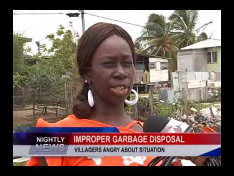 the effect of improper garbage disposal in our community This research focuses on the effects of improper disposal of garbage in people how bad smell can effect their thesis is focused on the community.