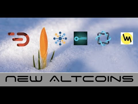 New Altcoins Projects To Hit Cryptocurrency Market