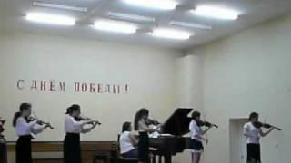 "А. Хачатурян ""Лезгинка"" из балета ""Гаянэ"""