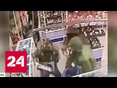 """Минута на ограбление: квартет налетчиков вынес """"ювелирки"""" на 50 миллионов - Россия 24"""