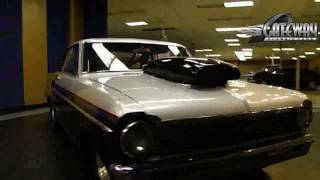 1965 Chevrolet Nova Chevy II for sale at Gateway Classic Cars at our St. Louis showroom