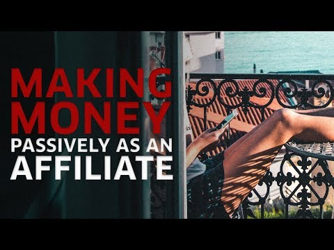 INCREASE YOUR PASSIVE INCOME AS AN AFFILIATE (you can earn $100's just by sharing our videos!)