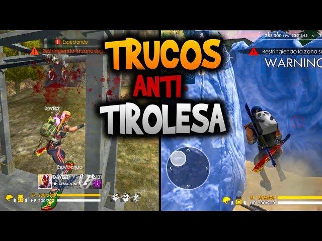 """TRUCOS PARA """"MATAR A TODOS"""" LOS QUE HACEN EL *BUG DE LA TIROLESA*"""