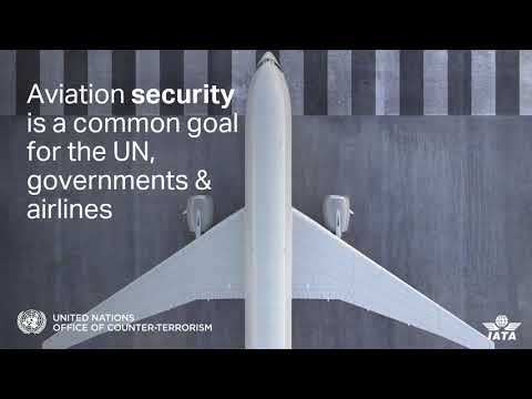 IATA and UNOCT to Cooperate on Countering Terrorist Travel