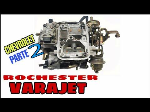 Como Reparar El Carburador De Blazer, S-10, Citation, X11, Celebrity Century, PARTE 2