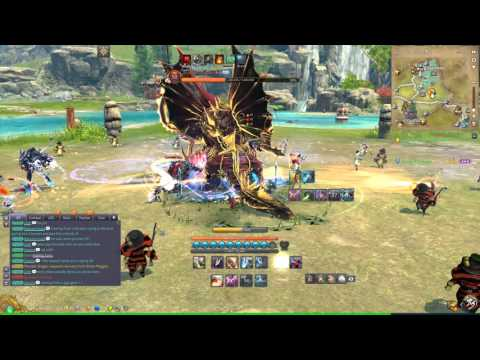 Blade and Soul Treasure Room and Map Guide. Check Description. - YouTube