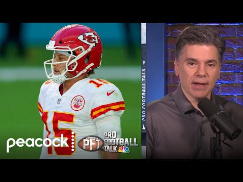 Super Bowl LV: Mahomes' development, Pierre-Paul vs. Chiefs OL | Pro Football Talk | NBC Sports