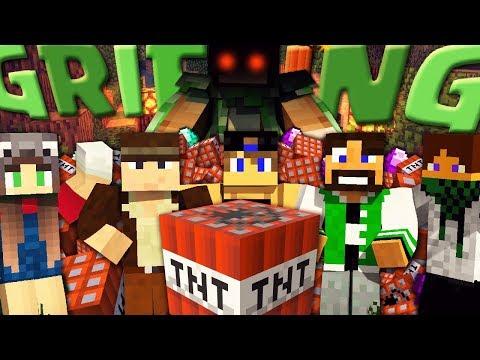 HO GRIEFFATO THEMARK DURANTE UN SUO VIDEO - Minecraft ITA - GRIEFING