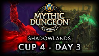 MDI Shadowlands Cup 4 | Championship Sunday Full VOD
