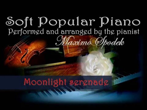 SOFT POPULAR PIANO, MAXIMO SPODEK, LOVE SONGS, INSTRUMENTAL