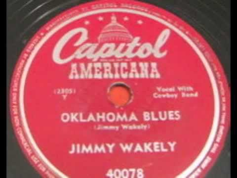 Oklahoma Blues — Jimmy Wakely, 1948