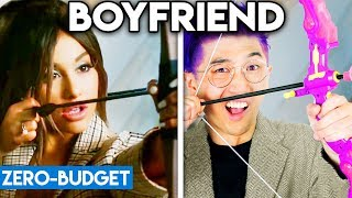 ARIANA GRANDE WITH ZERO BUDGET! (Boyfriend PARODY)
