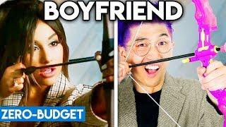 Download ARIANA GRANDE WITH ZERO BUDGET! (Boyfriend PARODY) Mp3 and Videos