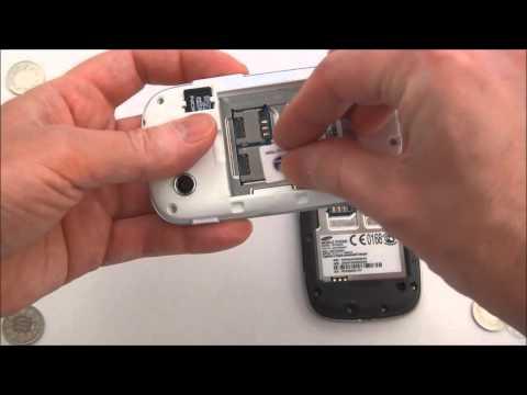 Samsung Galaxy Star DUOS и Galaxy Pocket Neo DUOS - первое включение, предварительный обзор