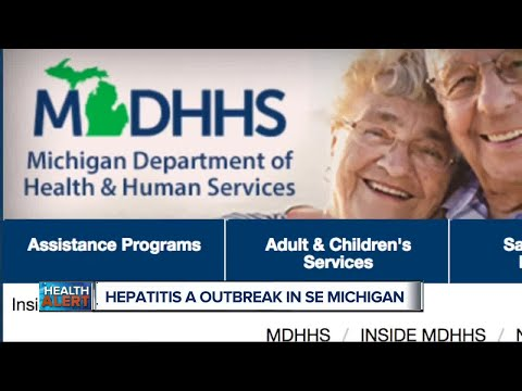 Hepatitis A outbreak blamed for 10 deaths in metro Detroit in a year