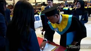 Wisuda Sarjana universitas Udayana ke 124 Bukit jimbaran periode desember 2017
