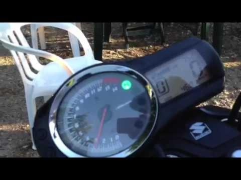 pot ixrace 650 bandit 2012