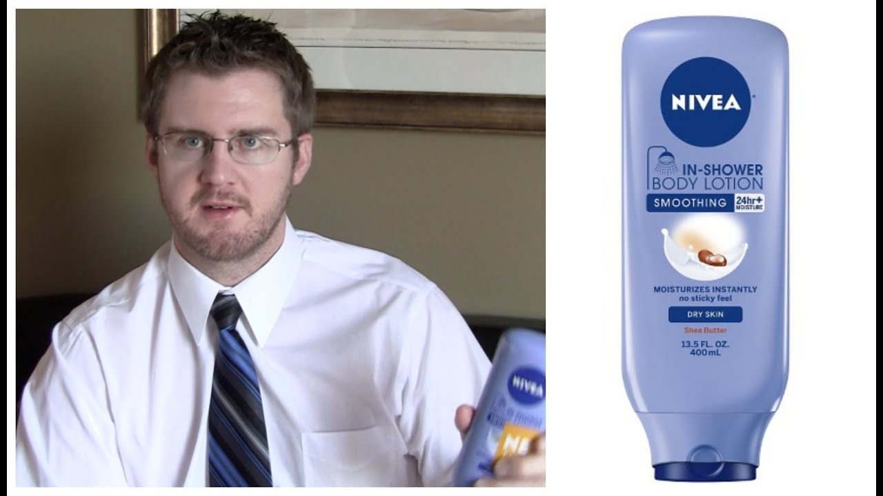 body lotion nivea review in shower watch youtube