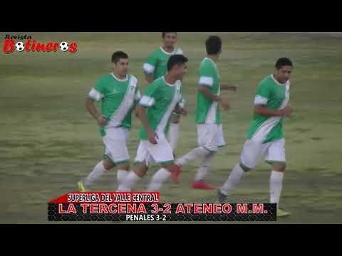 SUPERLIGA  - 4TOS  DE FINAL DE VUELTA - LA TERCENA 3 (3) - ATENEO MM 2 (2)