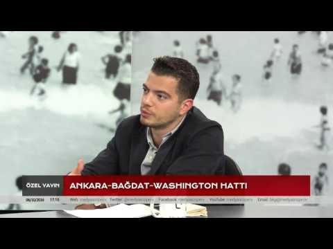 Özel Yayın: Serhat Güvenç ile Ankara-Bağdat-Washington Hattı