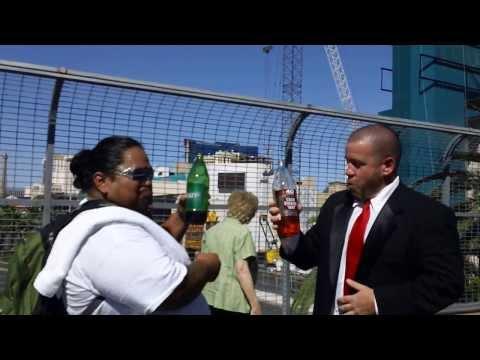 INSANE HAWAIIAN & STEELEWORLDWIDE MALT LIQUOR VIDEO