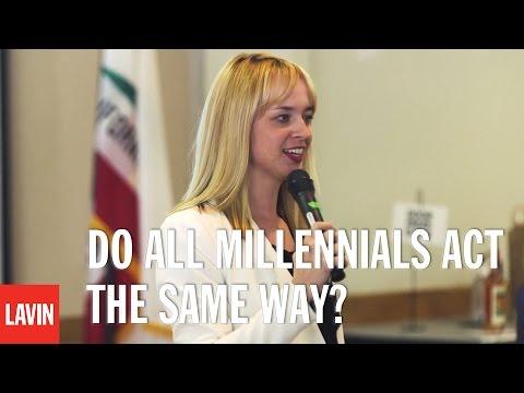 Jessica Kriegel: Do All Millennials Act the Same Way?