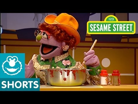 Sesame Street: Annie Get Your Gumbo