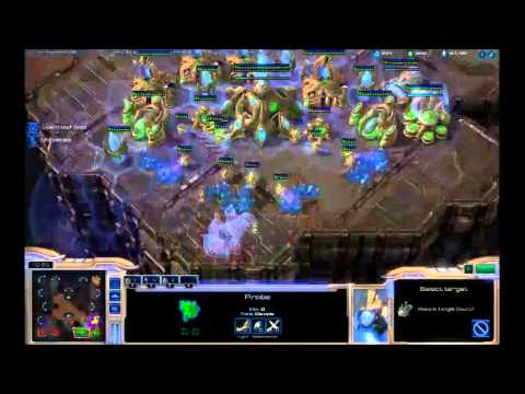 StarCraft 2: Live Stream - CombatEX [P], Deezer [Z] - 2v2 Game 10