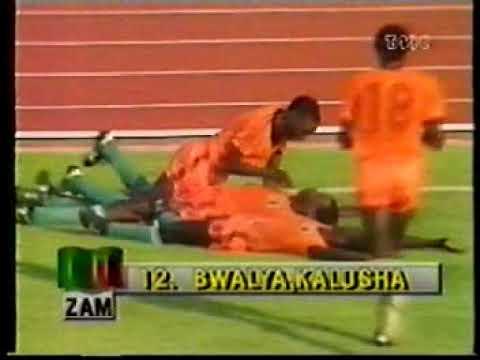 SEUL 1988 ZAMBIA ITALIA 4 0
