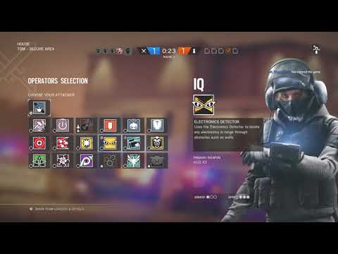 Rainbow Six Siege- Greatest House Gameplay of all Time! (Not Clickbait)