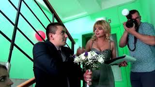 Выкуп невесты свадьба Алексей и Светлана 15 07 2017